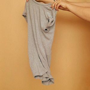 Lou & Grey t shirt stretch soft dress
